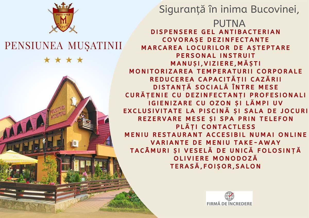 Siguranta Pensiunea Musatinii